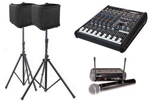 Equipamentos De Áudio