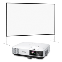 Rent Projector & Screen