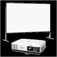 Rent Projector & Screen